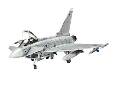 Revell Revell mudelikomplekt Eurofighter Typhoon 1:144