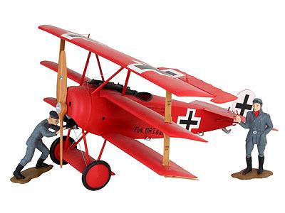 Revell mudellennuk Fokker Dr.I.Richthofen 1:28