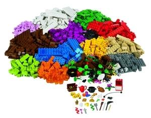LEGO Educational klassikalised klotsid spetsiaalsete elementidega