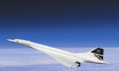 Revell mudellennuk Concorde `British Airways` 1:144
