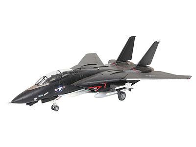 Revell mudellennuk F-14A Black Tomcat 1:144
