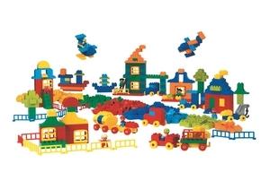 LEGO komplekt Duplo Educational XL klotside komplekt