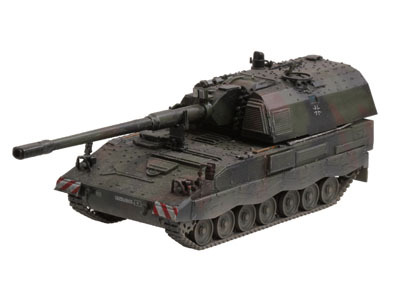 Revell mudeltank Panzerhaubitze 2000  1:72