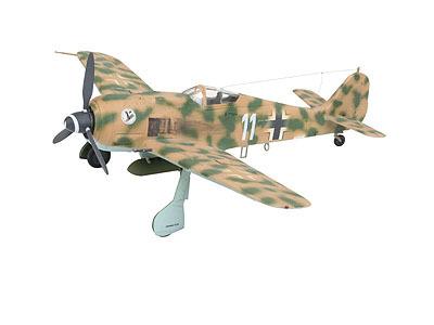 Revell mudellennuk Focke Wulf FW 190 F-8 1:72