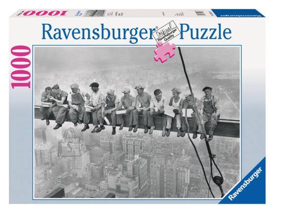 Ravensburger pusle Lõunasöök 1000 tk