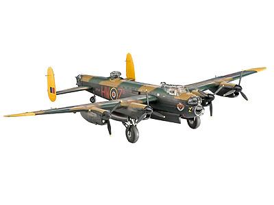 Revell mudellennuk Avro 683 Lancaster Mk.I/III  1:72