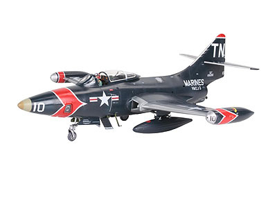 Revell mudellennuk F9 F- 5 Panther  1:48