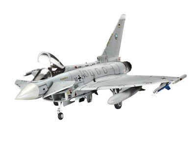 Revell mudellennuk Eurofighter Typhoon 1:144