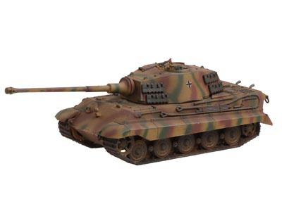 Revell mudeltank `Tiger`II Ausf.B 1:72