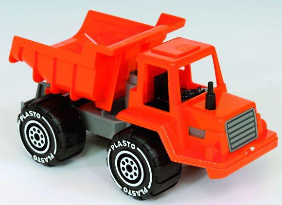 Plasto kallur või buldooser