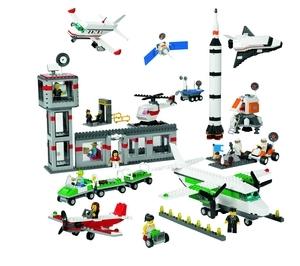 LEGO Education Kosmose- ja lennujaama komplekt