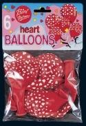 Bini Balloons õhupallid Süda