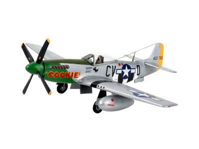 Revell mudellennuki komplekt P-51 D Mustang 1:72