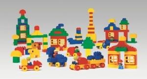 LEGO Duplo linnakomplekt