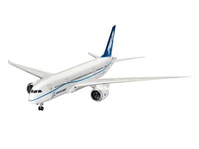 Revell mudellennuk Boeing 787-8 Dreamliner 1:144