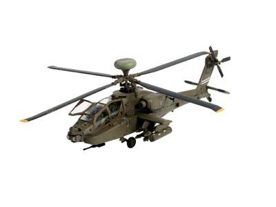 Revell mudelhelikopter AH-64D Longbow Apache 1:144