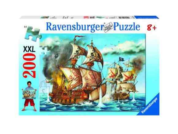 Ravensburger XXL pusle Piraadilaev 200 tk