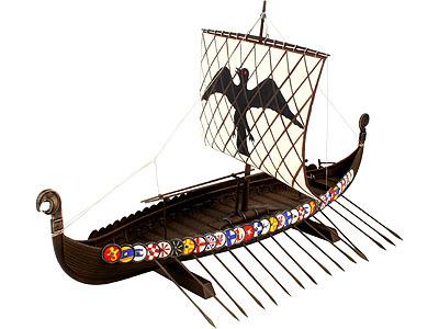 Revell mudellaev Viking 1:50