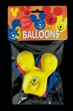 Bini Balloons õhupallid Hiired
