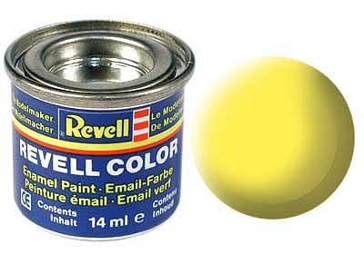 Revell emailvärv kollane matt