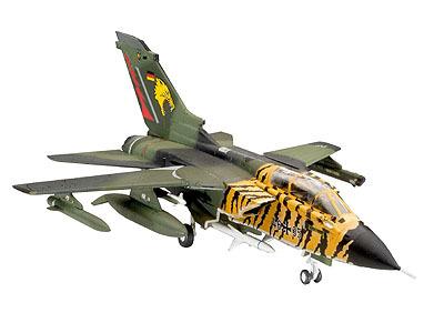 Revell mudelhävitaja Tornado ECR 1:144