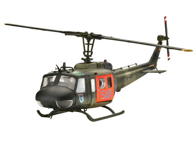 Revell mudellennuk Bell UH-1D SAR 1:72