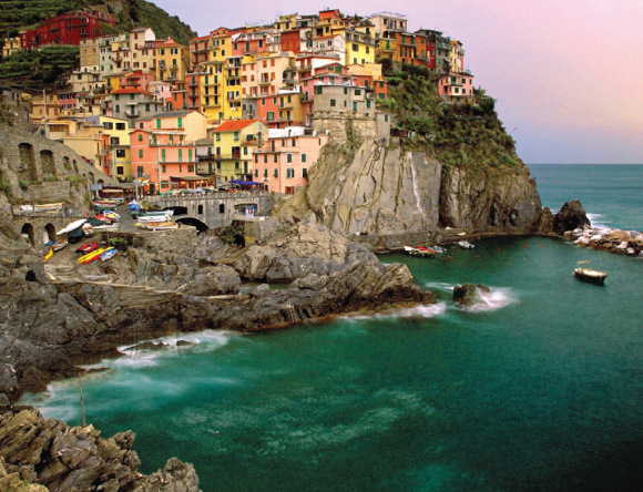 Ravensburger pusle Cinque Terre Itaalia 2000 tk