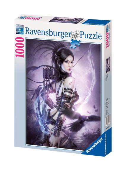 Ravensburger Ravensburger puzzle 1000 tk. Vibukütt