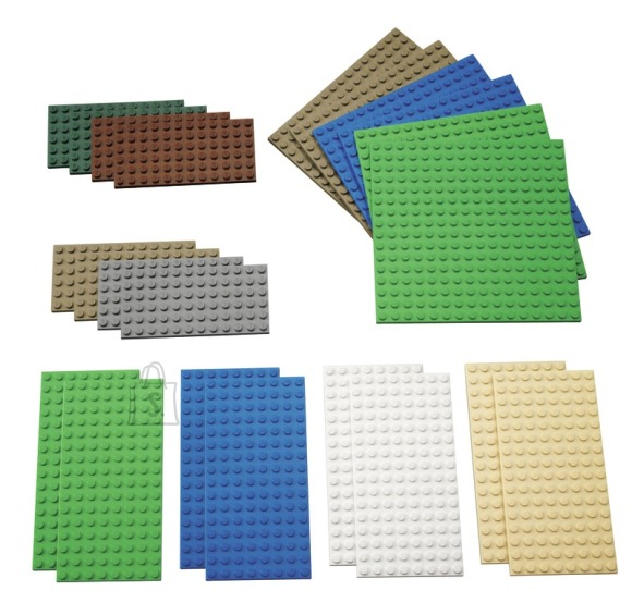 LEGO Education ehitusplaatide komplekt