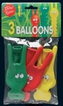 Bini Balloons õhupallid Jänes