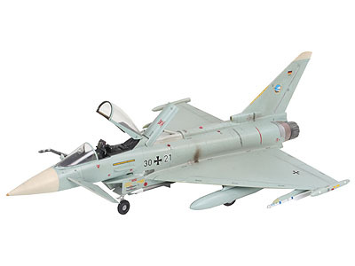Revell mudellennuk Eurofighter Typhoon Single-seater 1:72