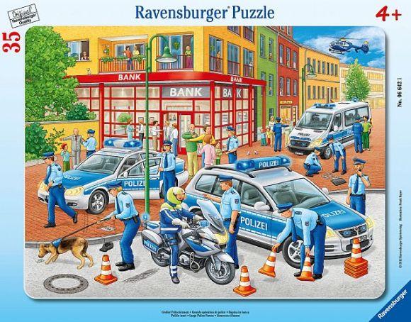 Ravensburger pusle Politsei 35 tk