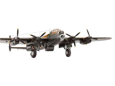 Revell mudellennuk Lancaster `Dam Buster` 1:72