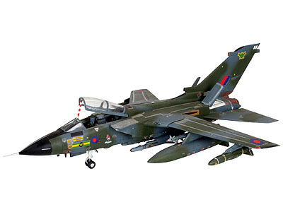 Revell mudellennuk Panavia Tornado GR.1 RAF 1:72