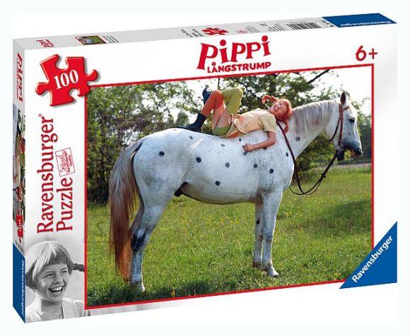 Ravensburger pusle Pipi 100 tk