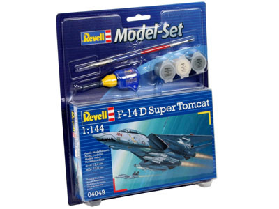 Revell mudellennuki komplekt F-14D Super Tomcat  1:144