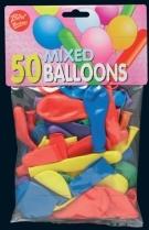 Bini Balloons Viborg õhupallid 50 tk