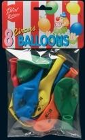Bini Balloons Viborg õhupallid Tsirkus