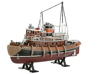 Revell mudellaev Harbour Tug Boat  1:108