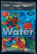 Bini Balloons Viborg veepommid 25 tk