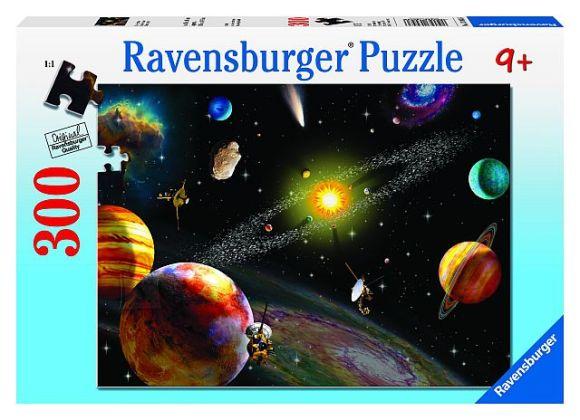 Ravensburger pusle Päikesesüsteem 300 tk