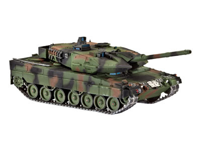 Revell mudeltank Leopard 2 A6/A6M 1:72