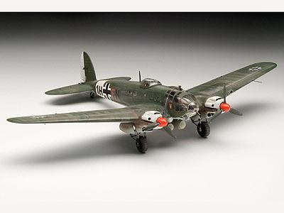 Revell mudellennuk Heinkel He 111 H-6 1:72