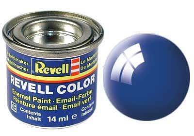 Revell emailvärv sinine