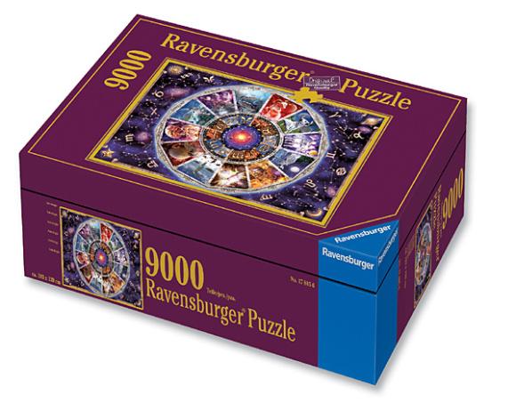 Ravensburger pusle Astroloogia 9000 tk