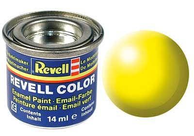 Revell emailvärv luminaar kollane
