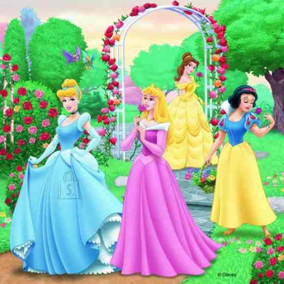 Ravensburger pusle Disney Printsessid  3 x 49 tk