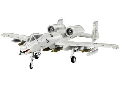 Revell mudellennuk A-10 Thunderbolt II 1:144