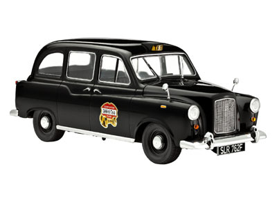 Revell mudelauto London Taxi 1:24