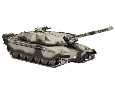 Revell mudeltank British Main Battle Tank Challenger I 1:72